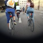 Critical Mass im Sommer
